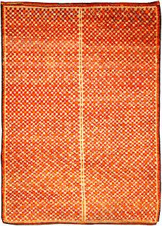 A vintage Moroccan rug BB4693