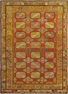 A Samarkand (Khotan) Rug BB5241