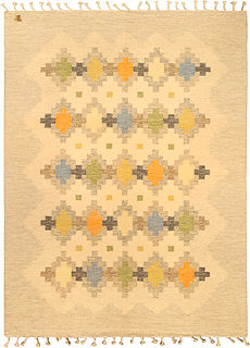 A Swedish Flat Weave Carpet BB5170