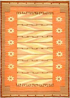A Swedish rug