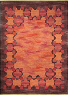 A Swedish Rug by Judith Johansson BB5099