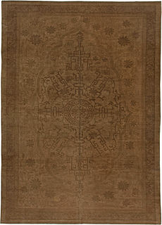 A Chinese Deco rug BB5530