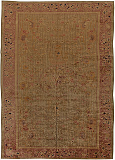 A Chinese Art Deco rug BB5544