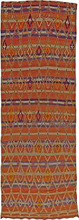 A Vintage Moroccan Rug BB5487
