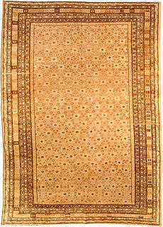 A Samarkand (Khotan) rug BB3956
