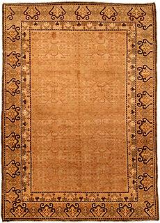 A Samarkand (Khotan) rug BB4290