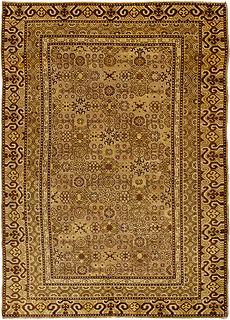A Samarkand (Khotan) rug BB4386