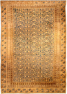 A Samarkand (Khotan) carpet BB4136