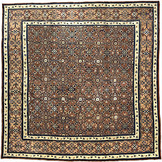 A Central Asian Khotan (Samarkand) carpet BB1643