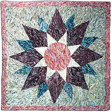A Hooked rug BB1907