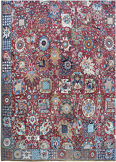 A Hooked rug BB0147