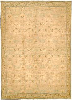 A Spanish rug BB0079