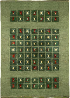 A French Deco Rug BB5048