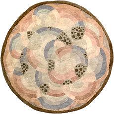 An Art Deco rug BB3603