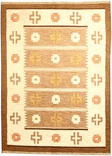 A Scandinavian rug BB4648