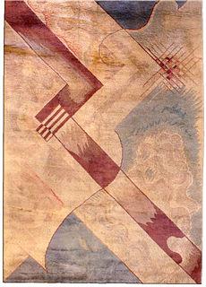 A French Deco carpet BB3281