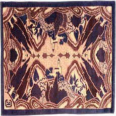 A French Deco rug BB4573
