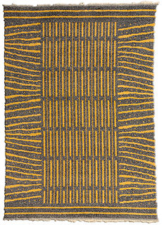 A Swedish double-piled Rug BB4724