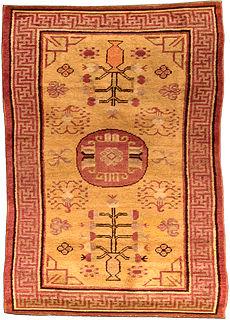 A Samarkand (Khotan) carpet BB4437