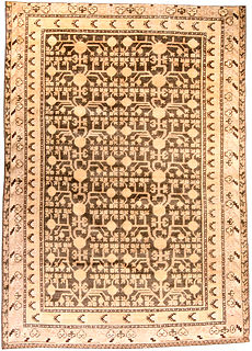 A Samarkand (Khotan) carpet BB4572