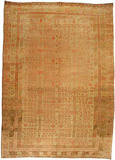 A Samarkand (Khotan) rug BB4377