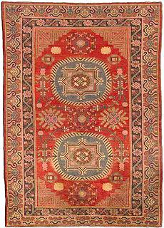 A Samarkand (Khotan) carpet BB4387