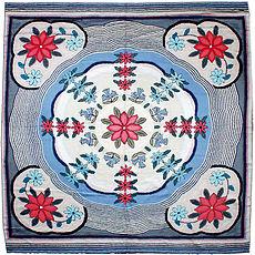 A hooked rug BB1095