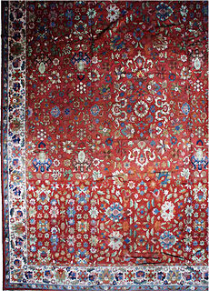 A Hooked rug BB1845