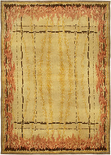 A French Deco Rug BB5078