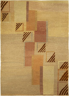 A French Deco Rug BB5053