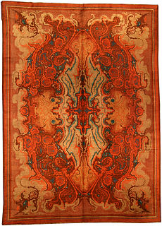 A Modernist rug BB4334