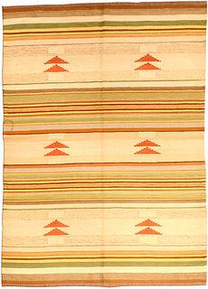 A Scandinavian rug BB4650