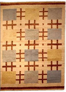 A Scandinavian rug BB2830