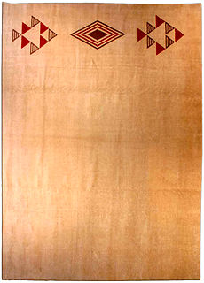 A French Deco rug BB3385