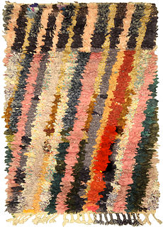 A Moroccan Rug BB5138