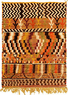 A Moroccan Rug BB5149