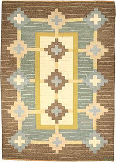 A Swedish carpet