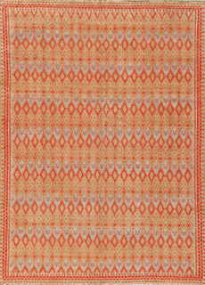 An Indian Agra Rug BB5404