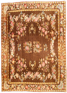 An English Axminster rug BB1203