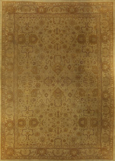 An Indian Amritsar Rug BB5318