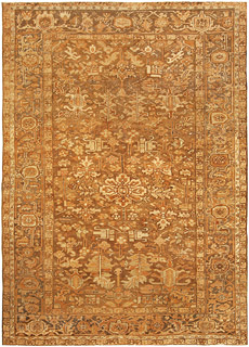 A Persian Heriz Carpet BB5179