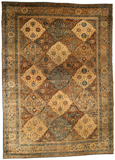 A Persian Kirman rug BB4335