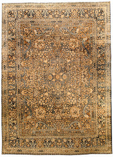 A Persian Kirman rug BB4220