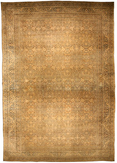 A Persian Kirman carpet BB4643