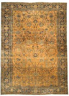 A Persian Kirman carpet BB4252
