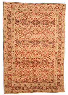 A Persian Kirman rug BB4154