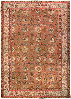 An English Axminster rug BB0015