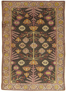 An Indian Agra Rug BB4935