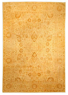 An Indian Amritsar rug BB4008