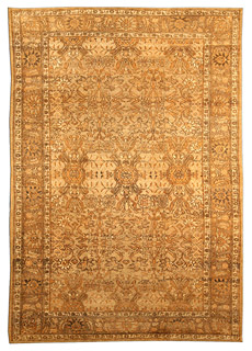 An Indian Amritsar carpet BB4096